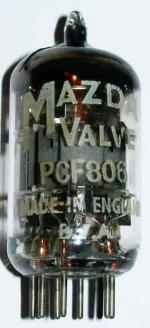 A Mazda PCF806 valve