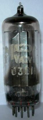 Mazda U381 rectifier valve