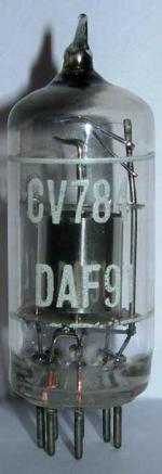 British CV784 valve