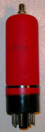 A late Mullard CCH35 valve
