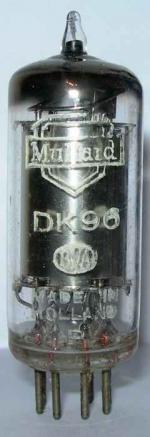 Mullard DK96 valve