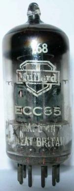 Mullard ECC85 valve
