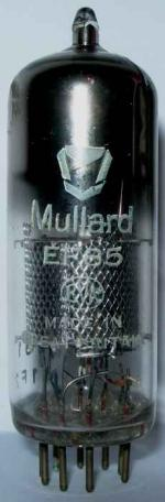 Mullard EF85 valve