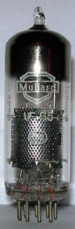 Mullard UF85 valve