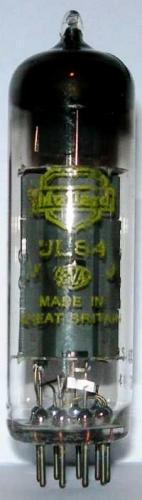 Mullard UL84 valve