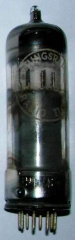 Tungsram 6CK6 valve