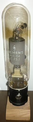 Senderöhre Siemens GSR1 von Siemens Austria
