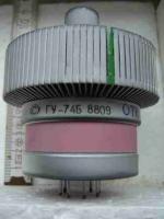 Made in CCCP Produktionsdatum: Oktober 1988 Röhrennummer: 36370 Datenblatt vorhanden