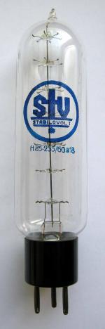 H85-255 60a18 StV Eisen Wasserstoff  Widerstand