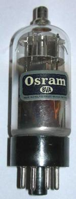 An Osram brand (General Electric Co. Ltd) HD14 valve.