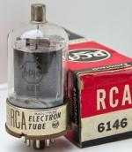 RCA 6146, VHF-Endpentode