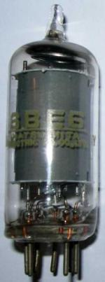 Matsushita 6BE6 valve