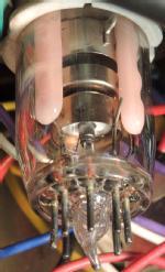 Strahlsystem der NEC 150AFB4