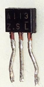 Variante DTA113Z