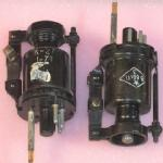 K-27 x-Band-Reflexklystron 8948-9677MHz 8-40mW