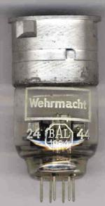 BAL1964 stamped LS30. Dated week 24 of 1944 and Wehrmacht.. Nr100415/0544/4.  See LS30 tube for other pictures.
