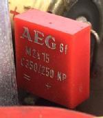 im Siemens Klangmeister RG17