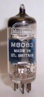 M8083 MULLARD GREAT BRITAIN