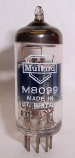 Mullard Great Britain M8099