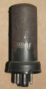 M80F Ballast Tube