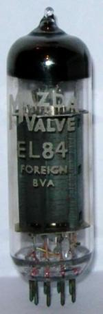 Mazda brand EL84 valve