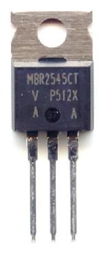 Diode MBR2545CT