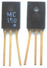 mc150 MC 150, Tube MC150; Röhre MC 150 ID45261, Transistor