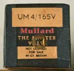 Mullard box
