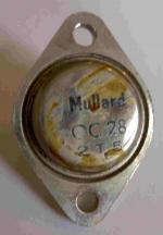 OC 28 MULLARD