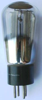 Philips 1821 full wave rectifier valve c.1937