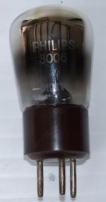 Philips 3006 single diode 3pin tube