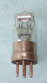 Philips DII early 1920s Valve