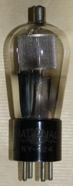 tube valve NY-224 J. Tavares