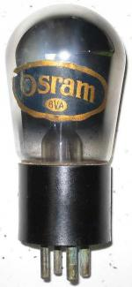 Osram brand P410 with UX base.