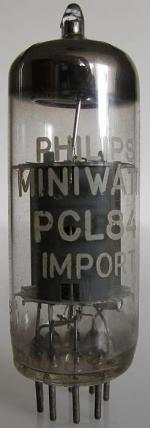PCL84 Philips Miniwatt Import