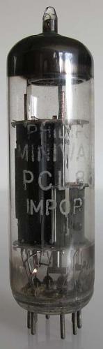 PCL85  VXA 5F2 Philips Miniwatt