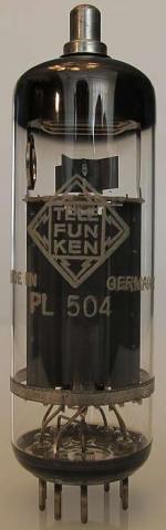 PL504  88204640 Telefunken Made in Germany
