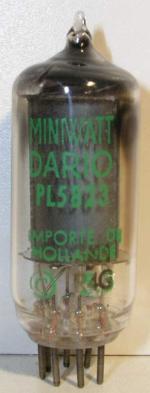 Miniwatt Dario   Miniature 7 pin