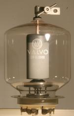 VALVO QB5-2000 with Socket and anode clip