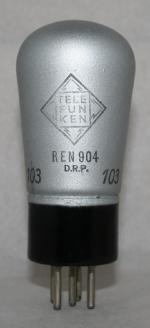 REN 9O4 Telefunken Deutschland TFK D