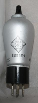 RENS 1214 Telefunken Deutschland TFK D