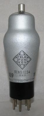 RENS 1234 Telefunken Deutschland TFK D