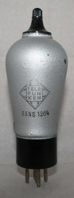 RENS 1264 Telefunken Deutschland TFK D