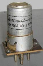 Ersatzröhre für Res 164 50er Jahre