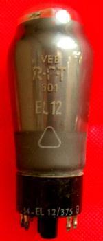 EL 12/375 von RFT