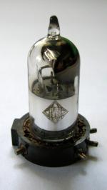 RL12T1 Telefunken Röhre Wehrmacht