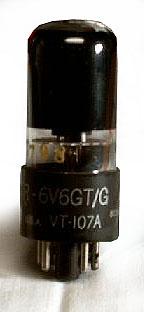 austauschbar mit 6V6/GT/G