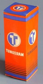Verpackungskarton der 4654 (Tungsram)