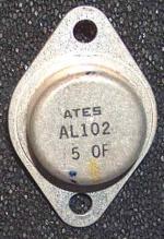 Der AL102 wurde in Horizontal-Endstufen verwendet.