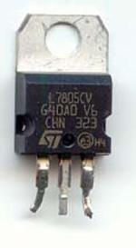 Spannungsregler L7805CV